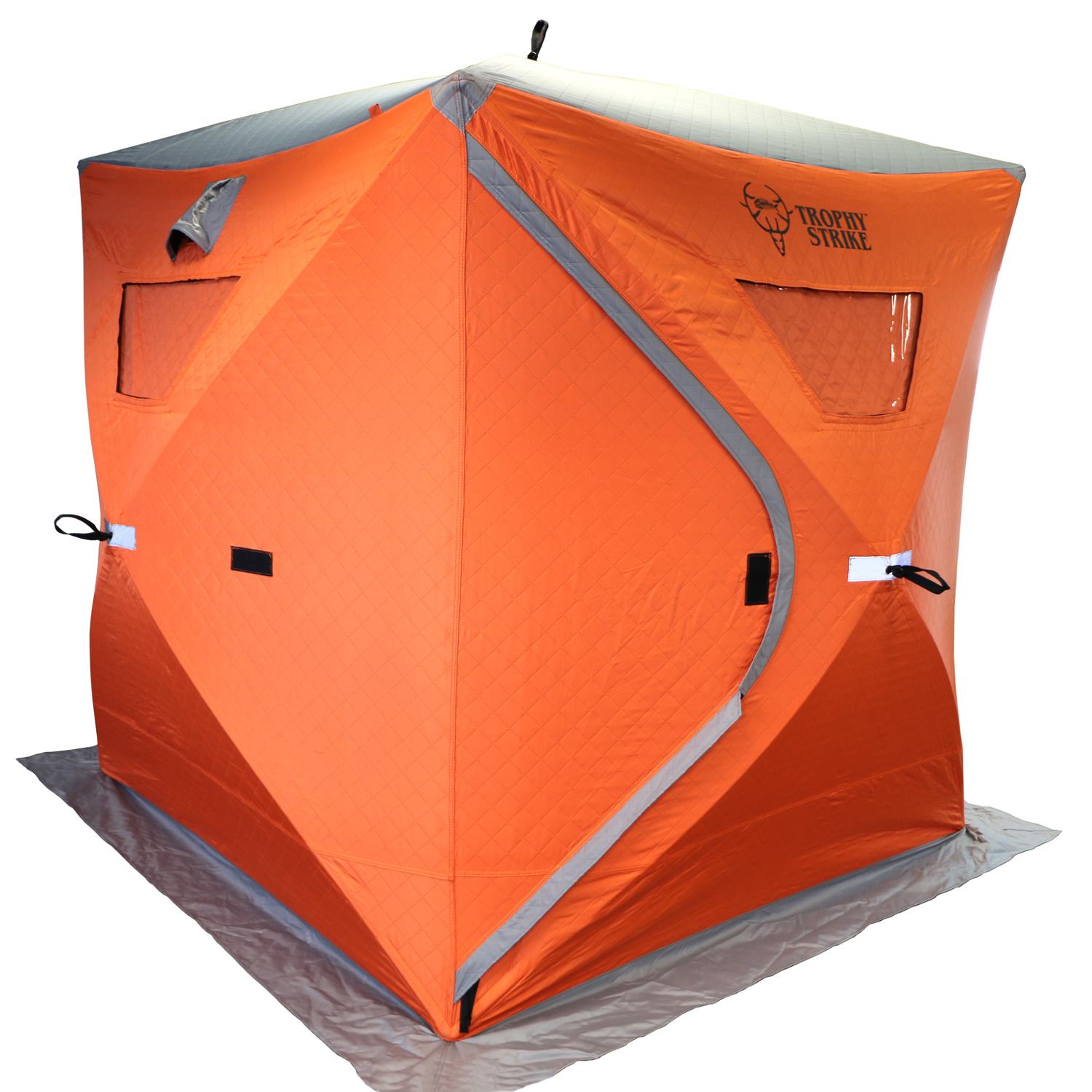 Homeu003eIce ...  sc 1 st  Trophy Strike & Three Person Thermal Ice Shelter | Trophy Strike